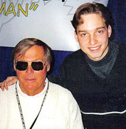 "Meeting ""BATMAN"" Adam West"